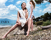 Advertorial proposal for ZARA