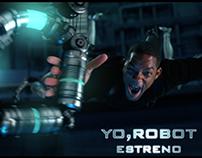 YO ROBOT PROMO - ANTENA 3