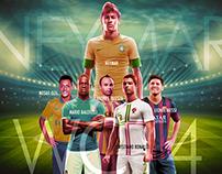 Football Fever - 2014
