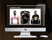 wearnuthing.com / site design