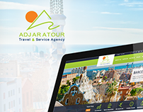 Adjara Tour Website Redesign
