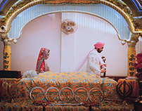 Balwinder and Hardeep || Sikh Wedding New Delhi