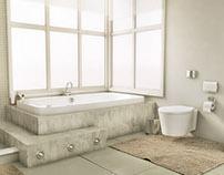 Neve's Bathroom