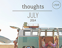 Shine On Summer Spirit // LPHR's Daily Motivation