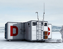 Mobile Media-Centric Habitation and Work Unit by T.A.