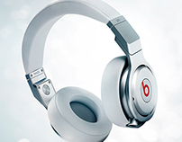 Headphones - CGI & Retouching