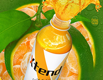 [TVC] - XTEND FRUIT JUICE