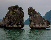 TRAVEL - HALONG BAY