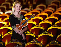 portraits / Qatar philharmonic orchestra