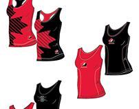 fashion design :: licensed women's spring tees