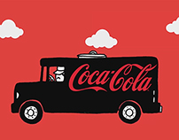 Coca Cola sic - animation