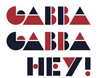 Gabba Gabba Type