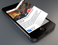 NewsMagazine App for IOS