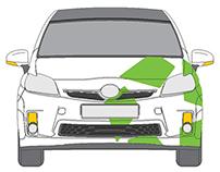 Car Wraps: Apartments.com