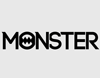 Monster Branding & Product Design