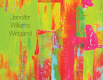 Jennifer Williams Wiegand Portfolio Book