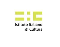 Logo IIC-Istituto Italiano di Cultura