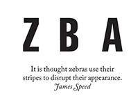 A Typographic Bestiary