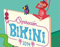 Operación Bikini 2014