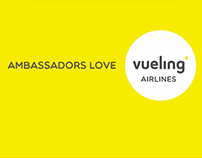 Ambassador Love Vueling | VIDEO