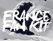 FRANCE FAN KIT