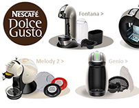 Bannière Flash Dolce Gusto - Home & Cook