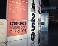TORRE DOS CLÉRIGOS / 250 ANOS