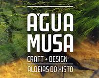 ÁGUA MUSA - CRAFT + DESIGN + NATUREZA