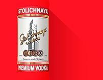 Stolichnaya Print Campaign