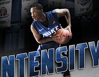 Duke Basketball Ad Campaign Concept