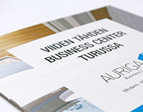Auriga Business Center - Brochure
