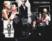 Dolce & Gabbana Brand Website