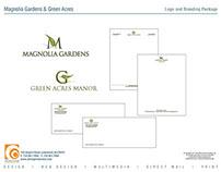 Magnolia Gardens Branding