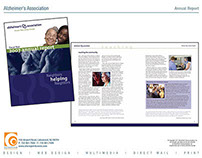 Alzheimers Association Annual Report