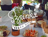 Vegan Bistro Logotype