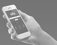 Ally App Concept