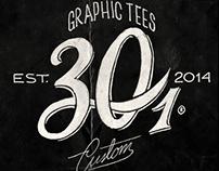 30/1 Handmade Logo