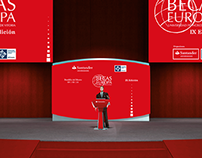 Evento Becas Europa - Banco Santander
