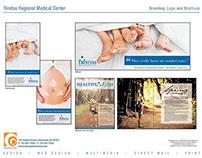 Trinitas Hospital Branding and Ad Campaign