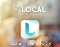 The Local IOS App Branding
