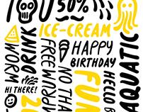 Slurm Typeface