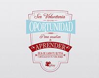 Campaña voluntarios Forja Chile