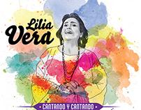 Lilia Vera. Cantando y cantando