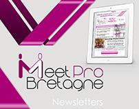 MeetPreo Bretagne newsletters