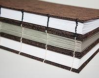 Leather Handbound Books