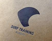 Surf Training Academy - Branding & Logo