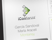 iConfianza, App iPad (2012)