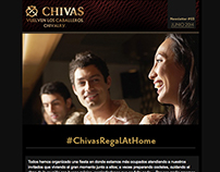 Newsletter Chivas Regal