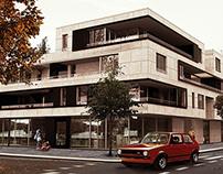 Residential Housing Warsaw, Poland