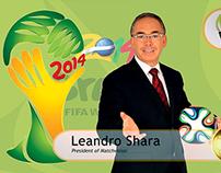 Mundial Sin Grupos | Mundial Brasil 2014